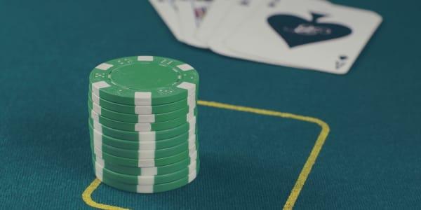 Texas Hold'em Online: เรียนรู้พื้นฐาน